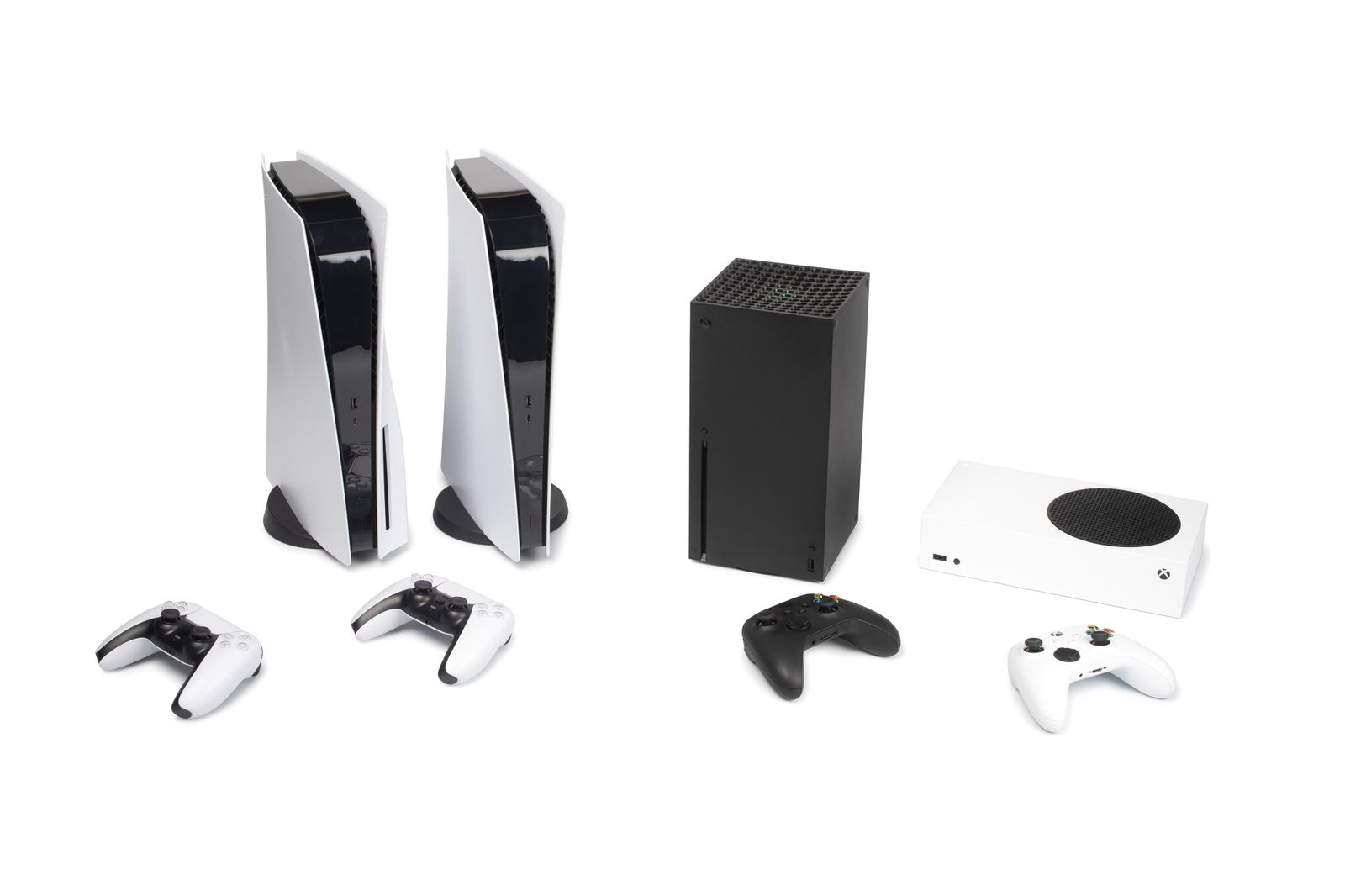 c't Koop/ Xbox Series & Playstation 5