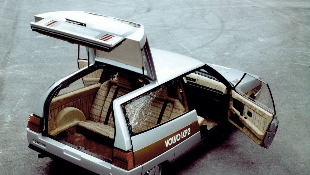 Volvo LCP 2000: Fahr' schon mal voraus