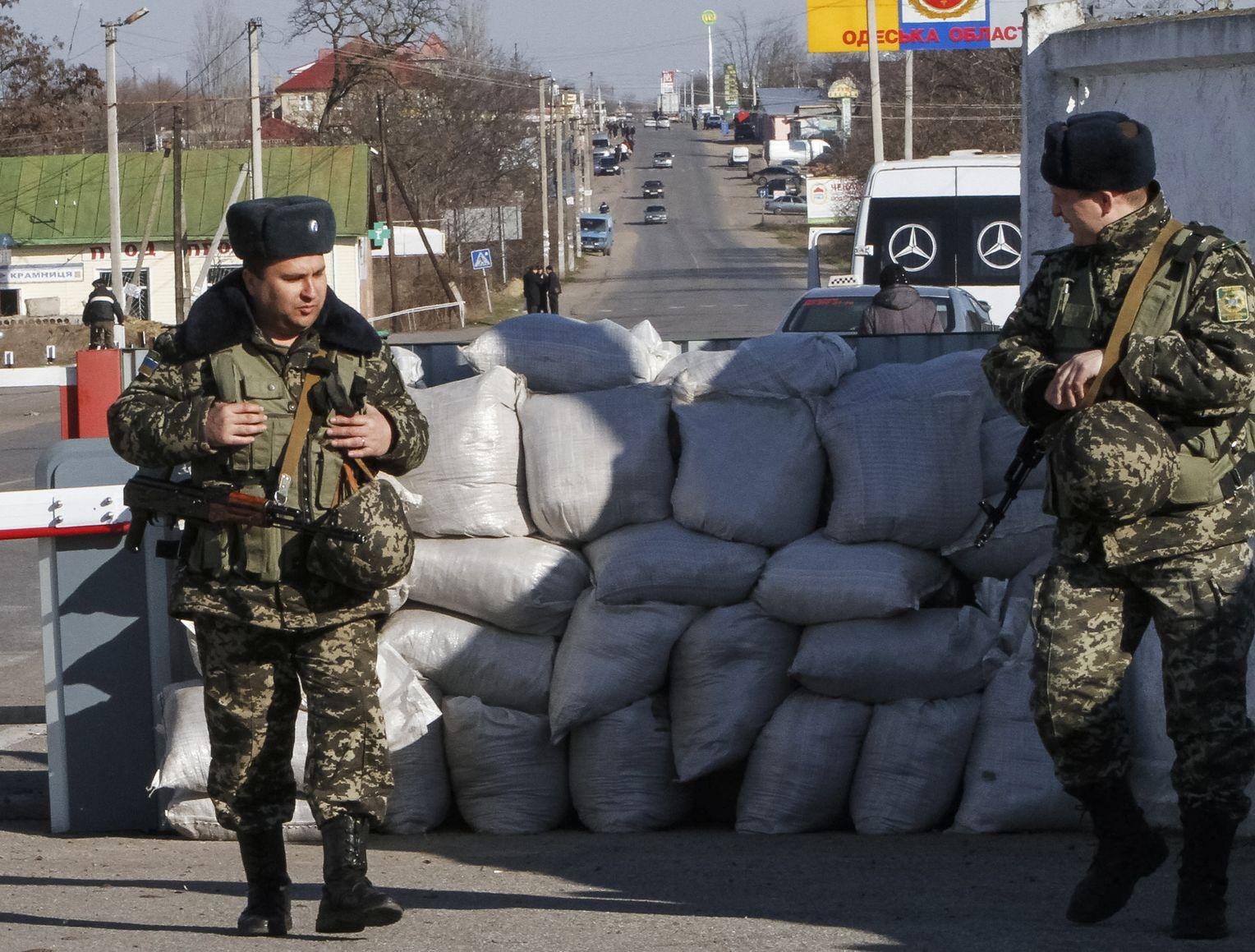 Ukraine Kriegsgefahr