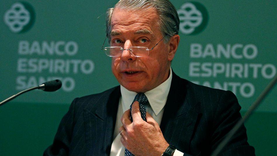 Ricardo Salgado (Archivbild): 23 Jahre lang Chef der BES