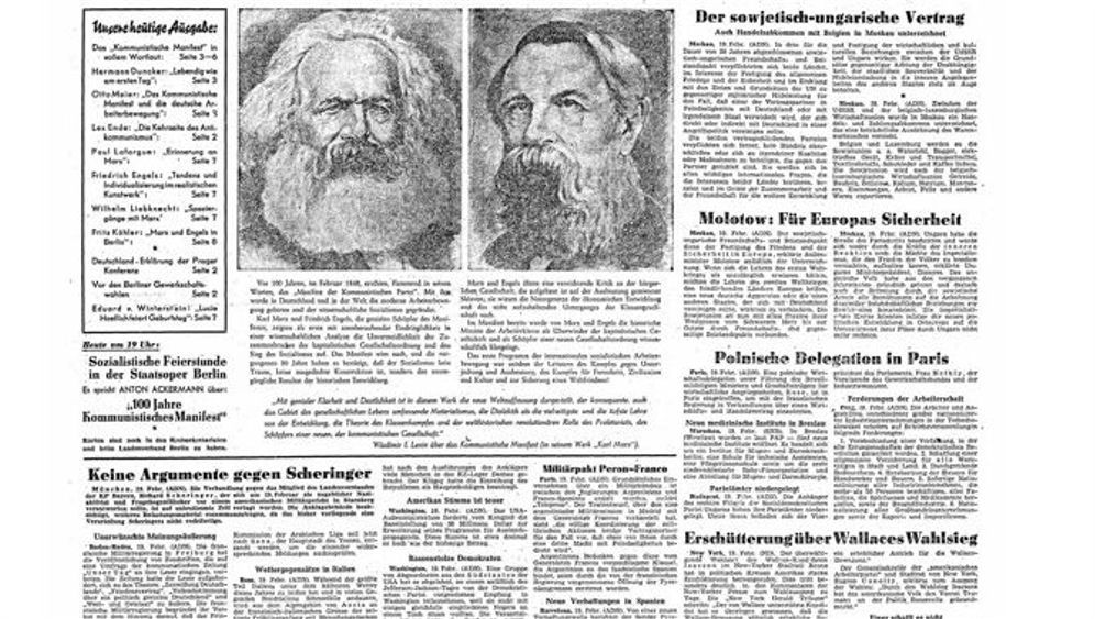 Photo Gallery: Communist East Germany in Print