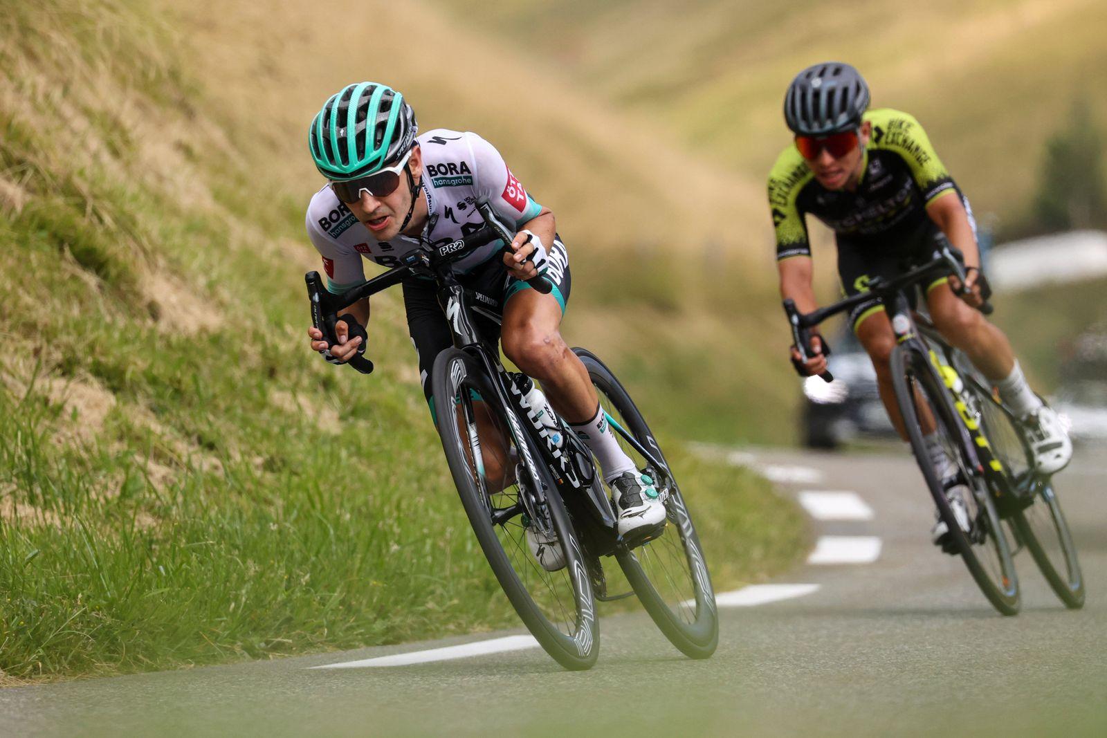 Tour de France 2020 - 107th Edition - 8th stage Cazeres - Loudenvielle 141 km - 05/09/2020 - Emanuel Buchmann (GER - Bor