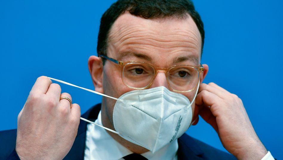 Gesundheitsminister Spahn: »Keiner sollte Sonderrechte einfordern, bis alle die Chance zur Impfung hatten«