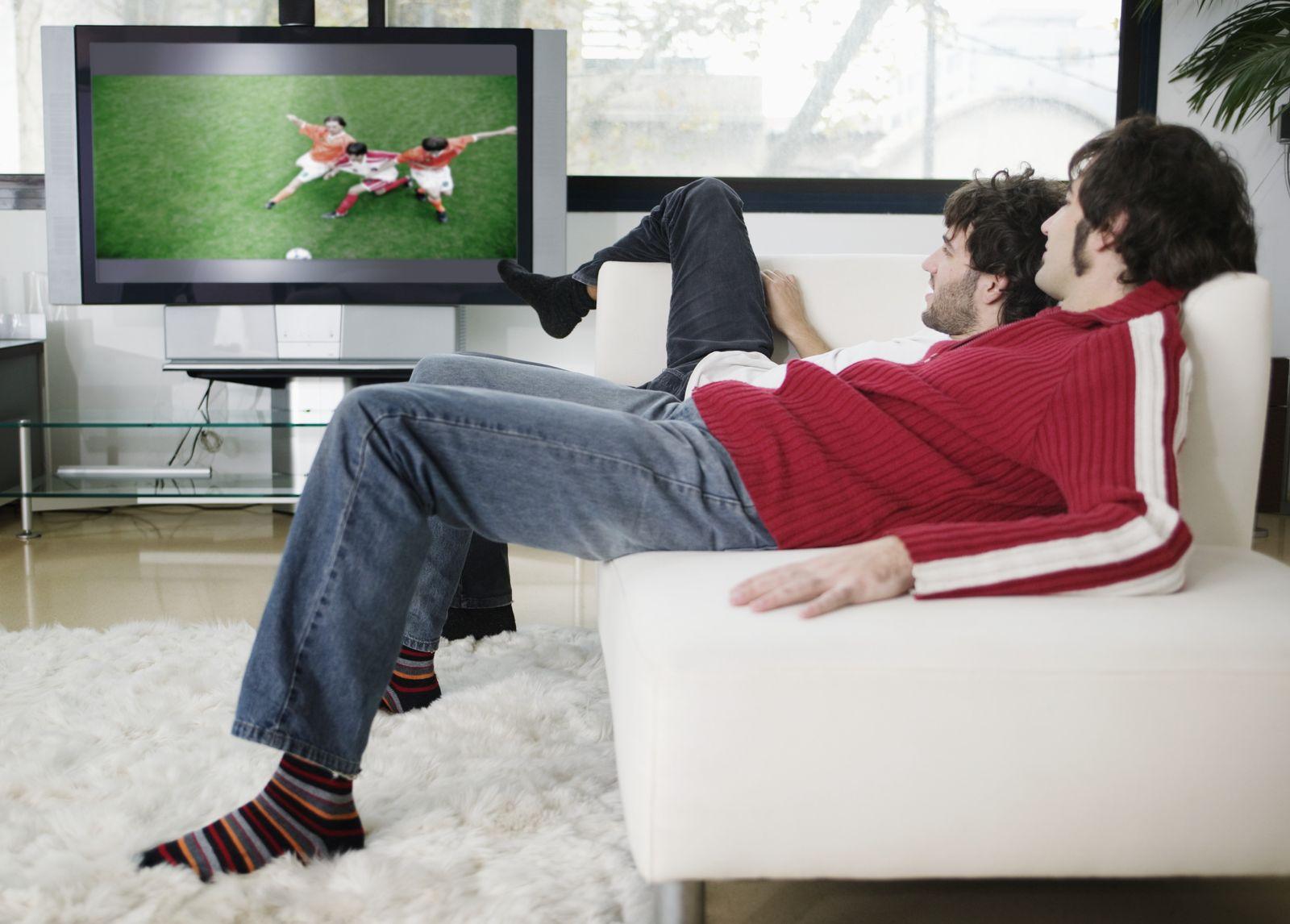 NICHT MEHR VERWENDEN! - Fußball/ TV