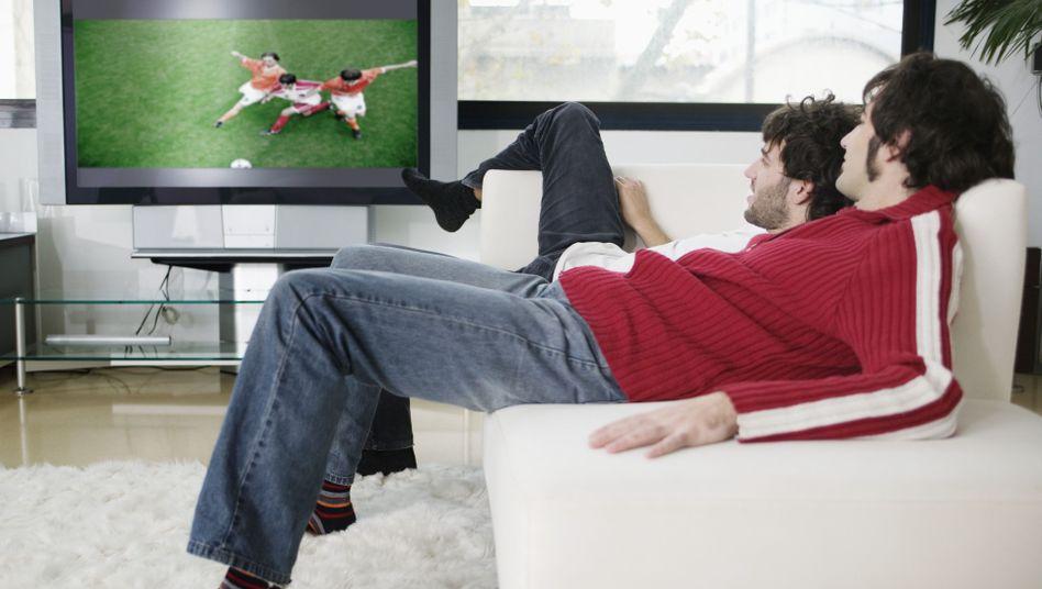 Lange Fernsehen: Wiederholter Schlafmangel zehrt an unseren Kräften