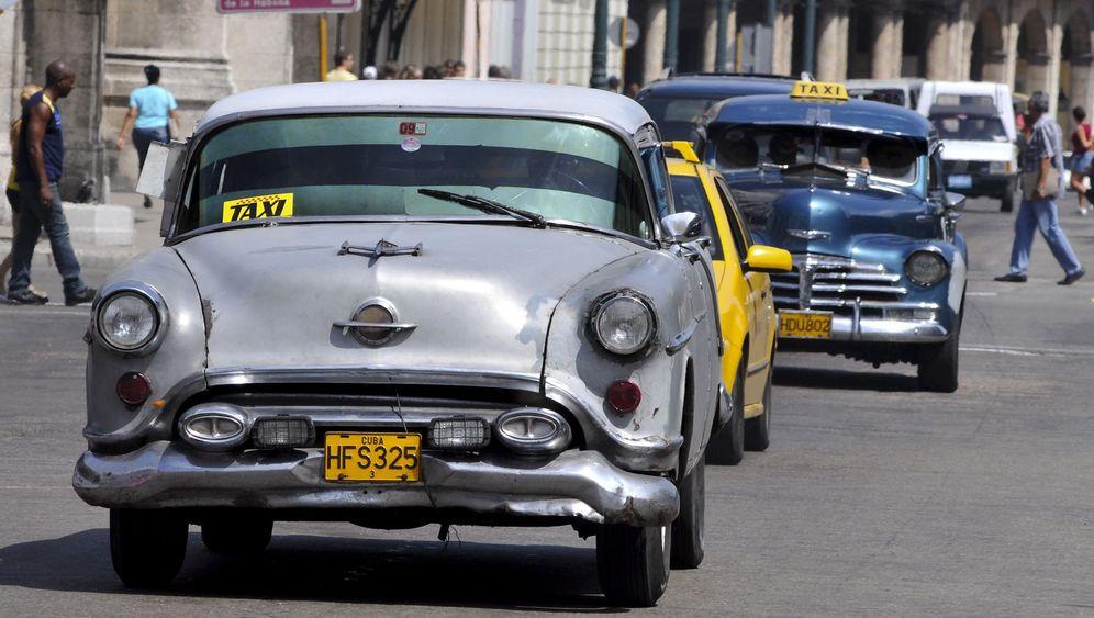 Unterwegs im Ausland: Hallo, Taxi!