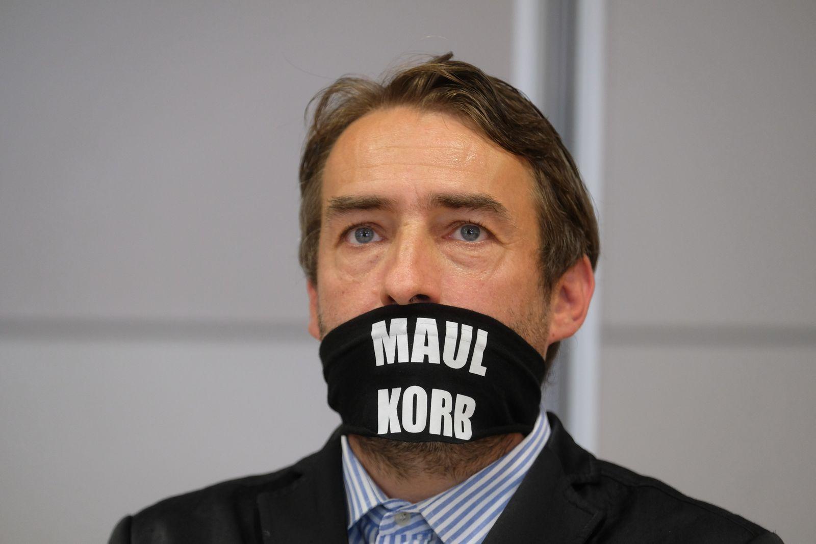 Extremisten-Prozess in Halle