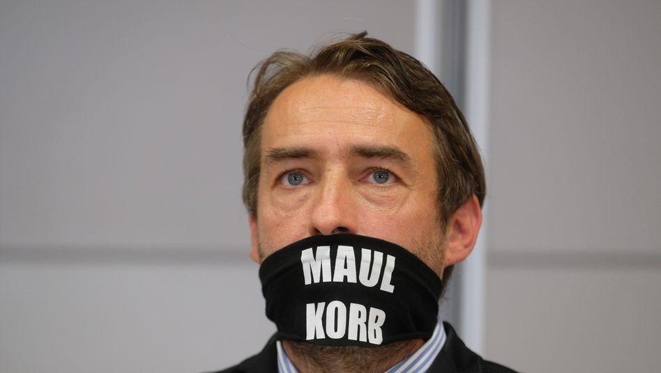Liebich vor Gericht: Vorwurf der Volksverhetzung, Verleumdung, Beleidigung, üblen Nachrede und Beschimpfung von Religionsgesellschaften und Weltanschauungsvereinigungen