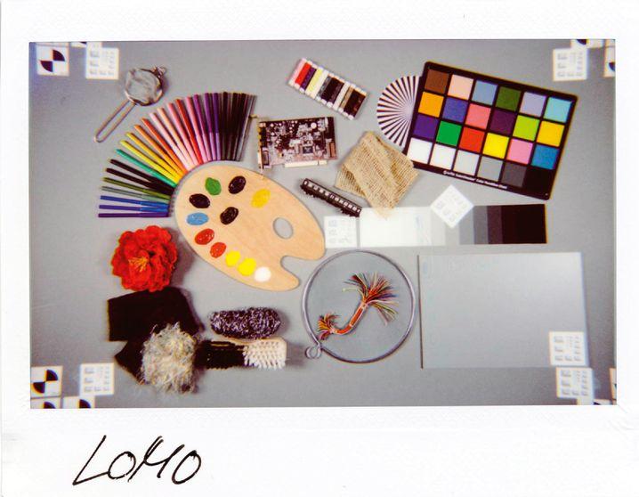 Testfoto der Lomo'Instant Wide