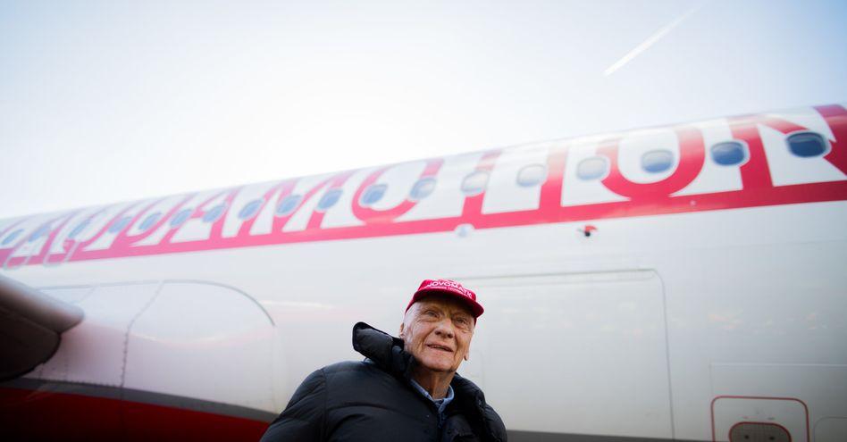 Unternehmer Niki Lauda