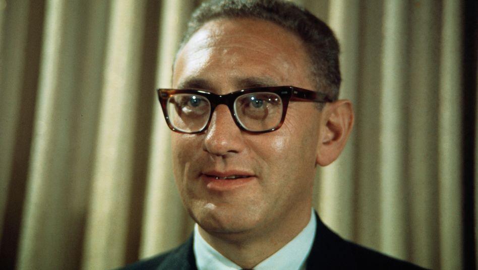 US-Politiker Kissinger (1968): Ein unrühmlicher Namensgeber?