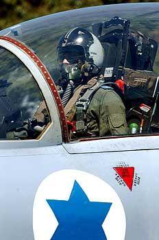 Kampfpilot in Israel: Nur die besten gehen zur Luftwaffe