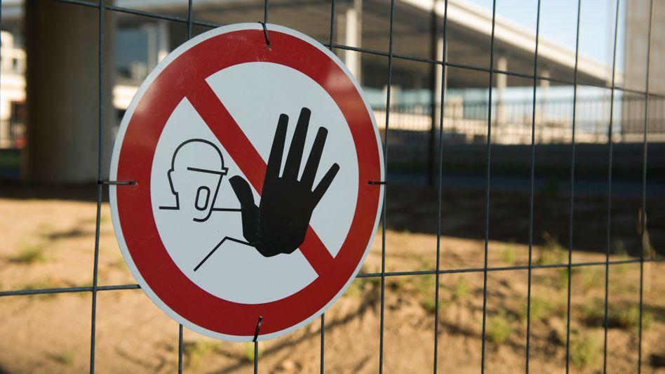 Baustelle des Flughafens Berlin Brandenburg: Bangen um zusätzliche Hilfen