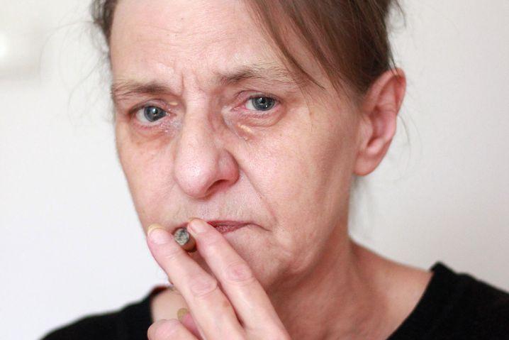 Rentnerin Karola G: Sie redet oft aus Zeitvertreib