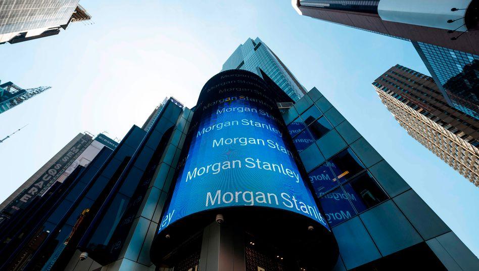 New Yorker Zentrale von Morgan Stanley: Marilyn Booker war 26 Jahre bei der Bank