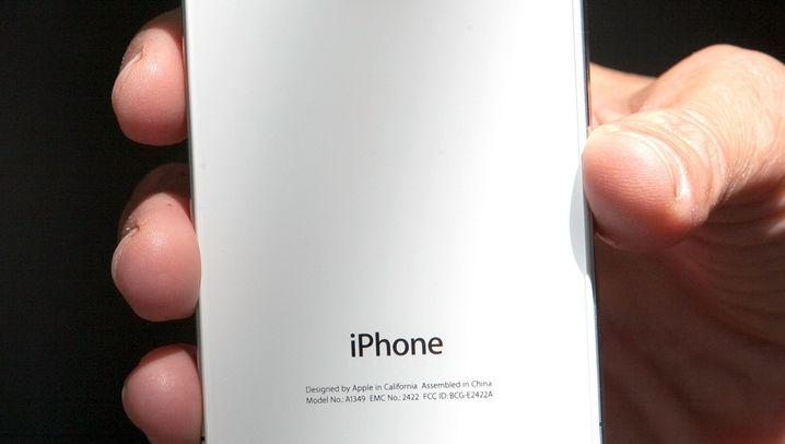 Highspeed-iPhone: Das soll das nächste Apple-Handy können