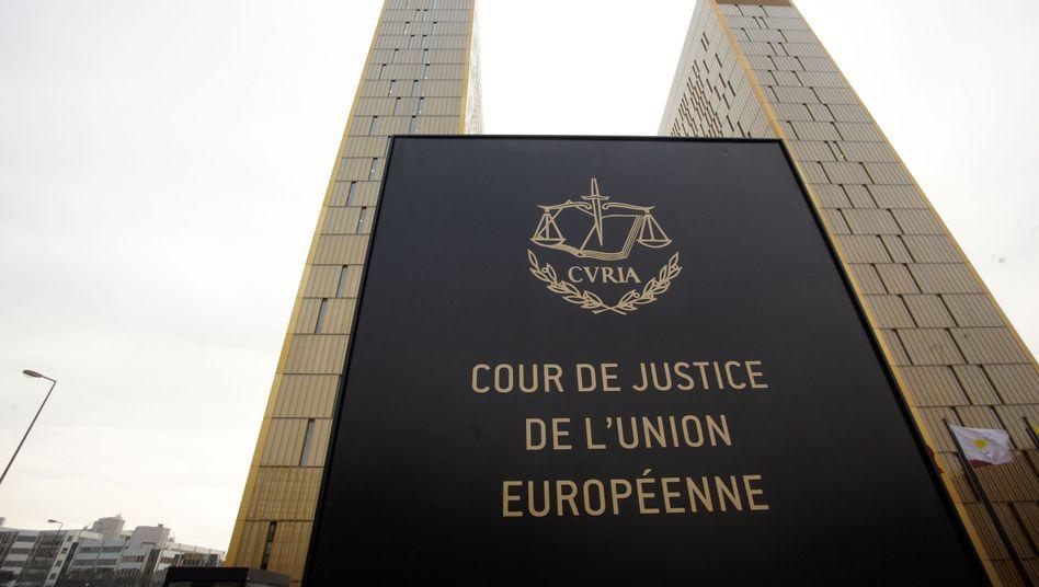 EuGH-Türme in Luxemburg: Schutzklausel für Sozialsysteme erlaubt