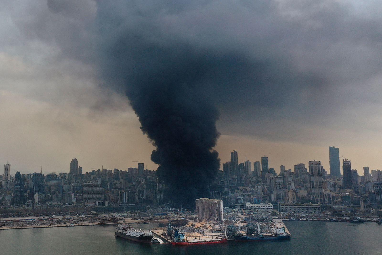 Lebanon Fire
