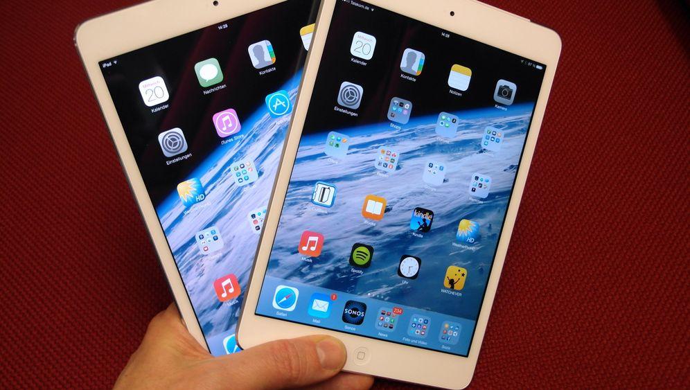 Apple-Tablet im Test: So gut ist das iPad mini Retina