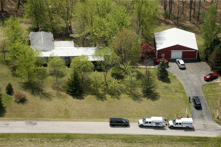 Einer der Tatorte in Ohio