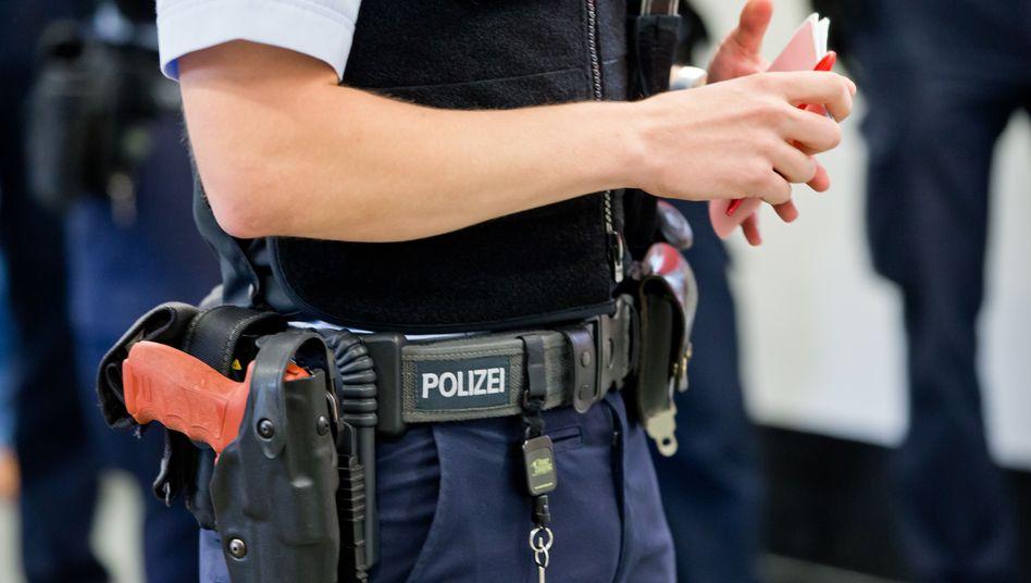 Polizei in Bayern stoppte Schleuser (Symbolbild)