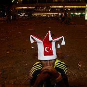 Fan in Istanbul: Schweigen nach dem Abpfiff