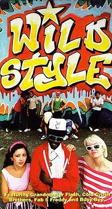 "HipHop-Film ""Wild Style"": Graffitti hochgejubelt"