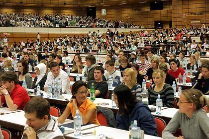 Medizinprüfung (in Wien): Fast jeder dritte Bewerber aus Deutschland