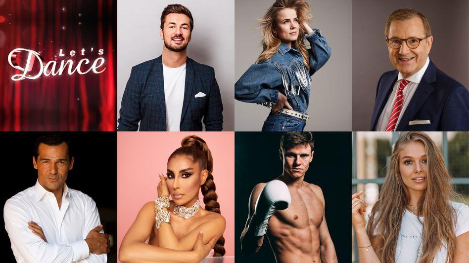 Die Kandidaten und Kandidatinnen der 14. Staffel »Let's Dance« stehen fest