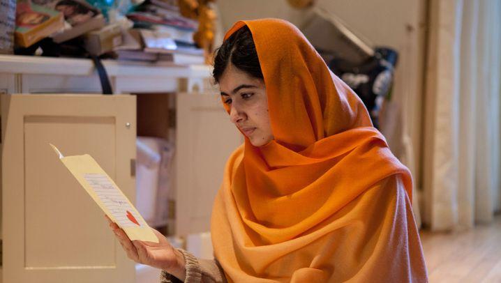 """""""Malala - Ihr Recht auf Bildung"""": Der Lebensweg einer modernen Heiligen"""