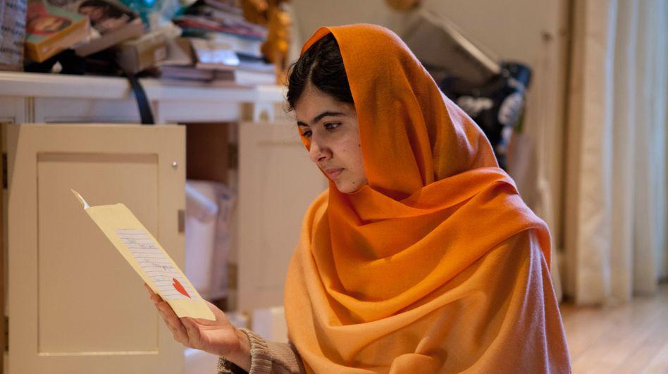 Malala-Doku: Die lächelnde Heilige