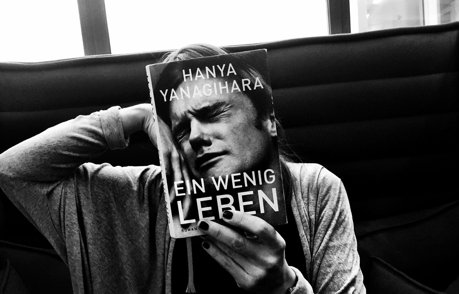 Buch/ Hanya Yanagihara: Ein wenig Leben