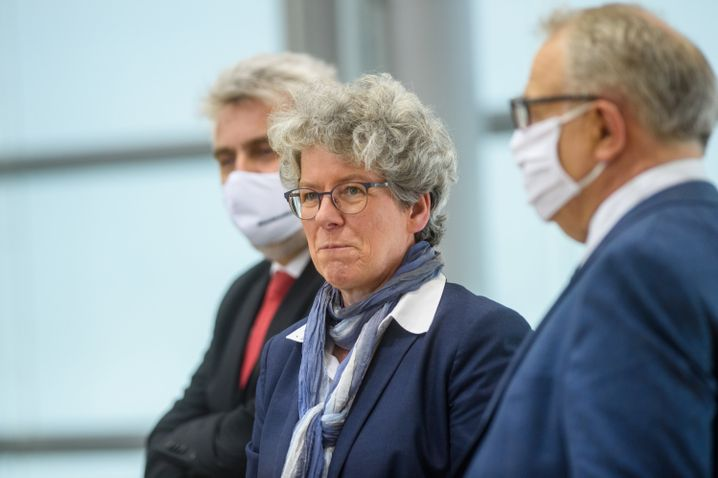 CDU-Justizministerin Keding