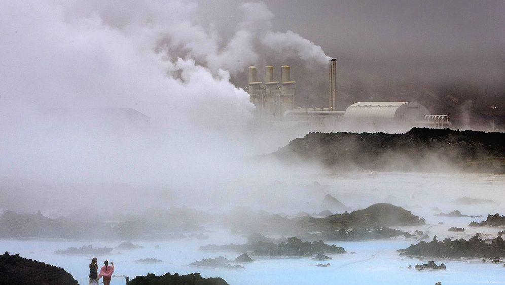 Kraftwerksverkauf in Island: Björks Bürgeraufstand