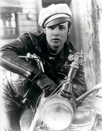 """Brando in """"Der Wilde"""": Kino-Revoluzzer, Skandalfigur, Schauspielgott"""