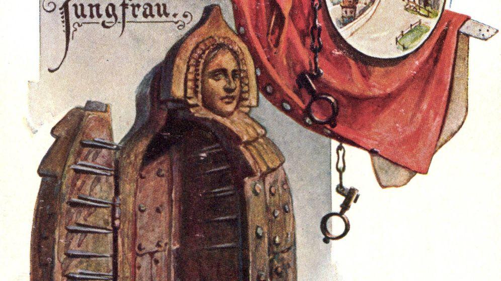 Die Eiserne Jungfrau - nur ein Horrormärchen?