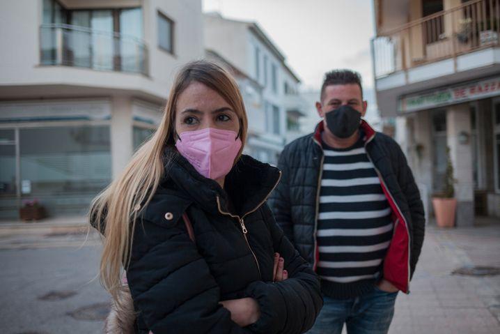 Vanessa Priego Martos hofft, dass der Tourimus ihre Familie noch einmal retten kann. Wer komme, sei letztlich egal
