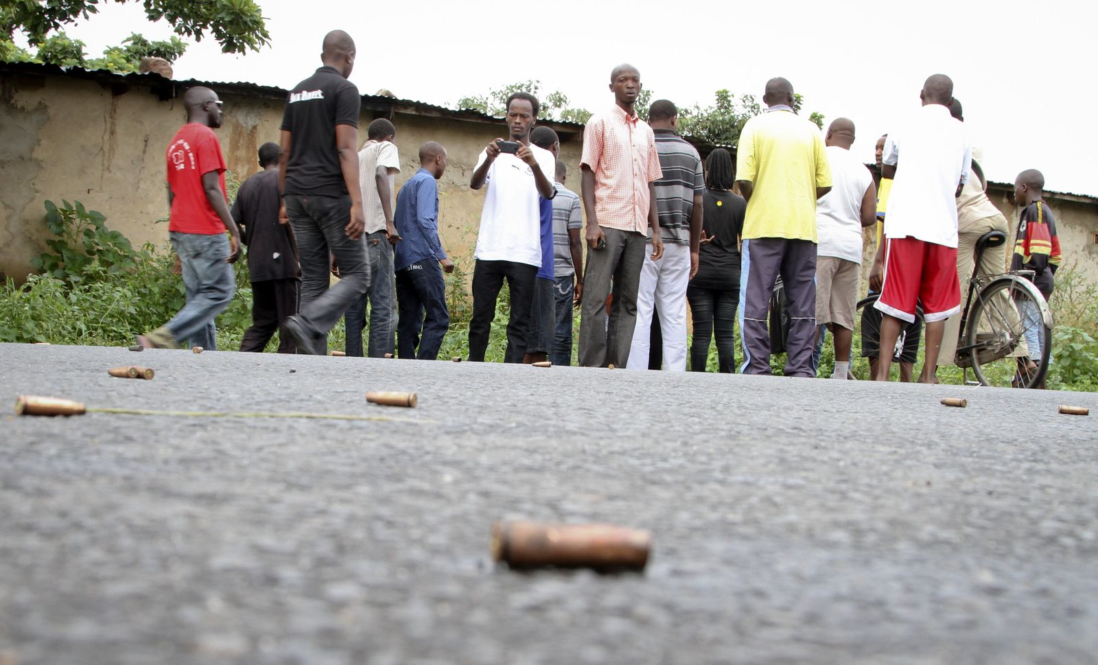 Burundi / Unruhen