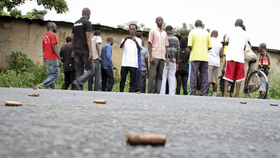 Unruhen in Bujumbura: Zwei europäische Journalisten verhaftet