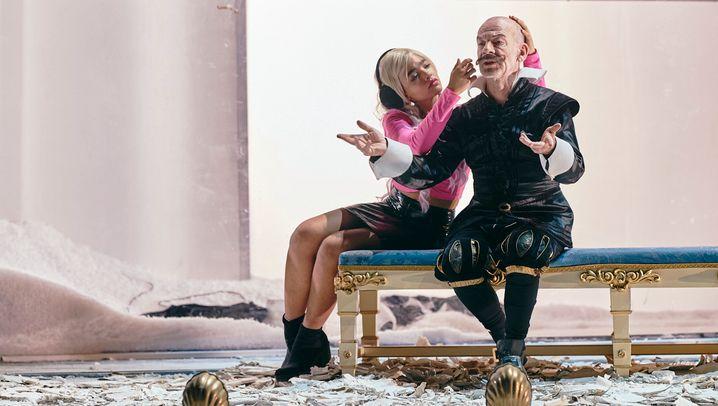 """""""Schwarzwasser"""" in Wien: Die Ibiza-Affäre als Theatershow"""