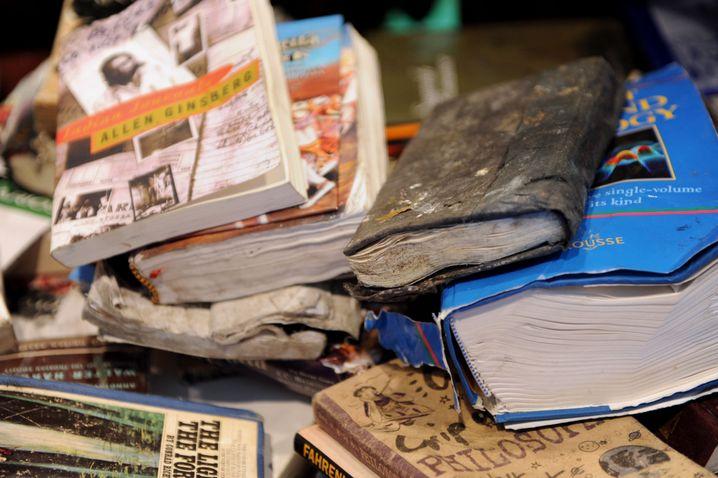 Auslaufprodukt? Nach dem Lesen sehen Bücher oft nicht mehr so schön aus.