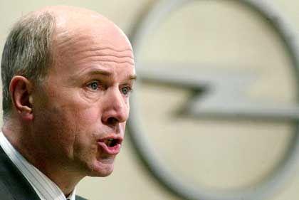 GM-Europe-Sanierer Forster: Unter enormem Preisdruck