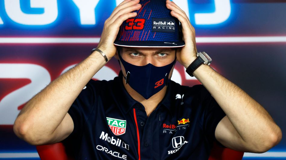Max Verstappen übt scharfe Kritik an Mercedes