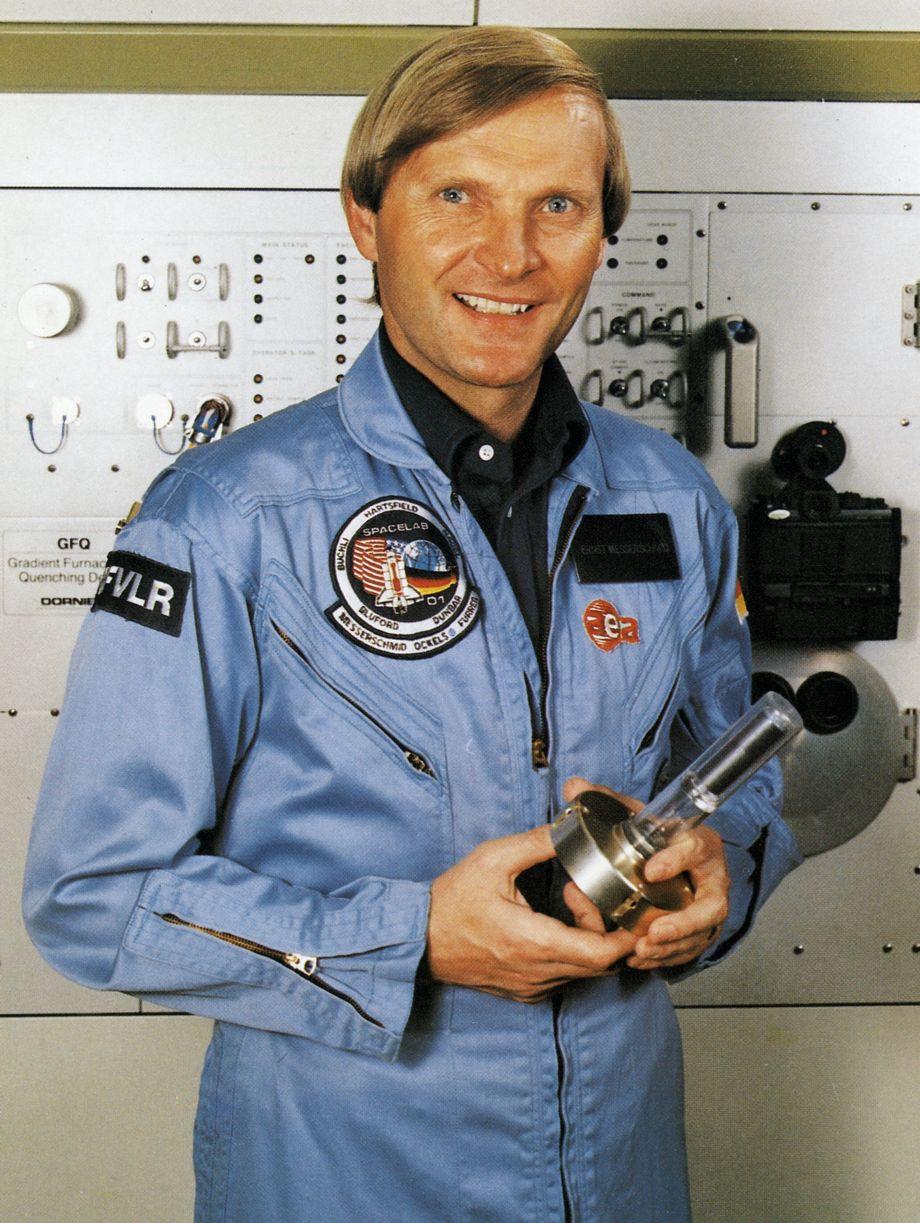 Deutsche Raumfahrer