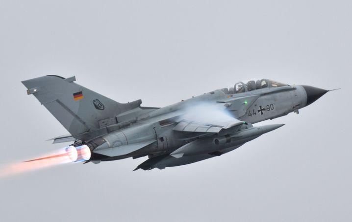 """Deutscher """"Tornado"""" (Archivbild)"""