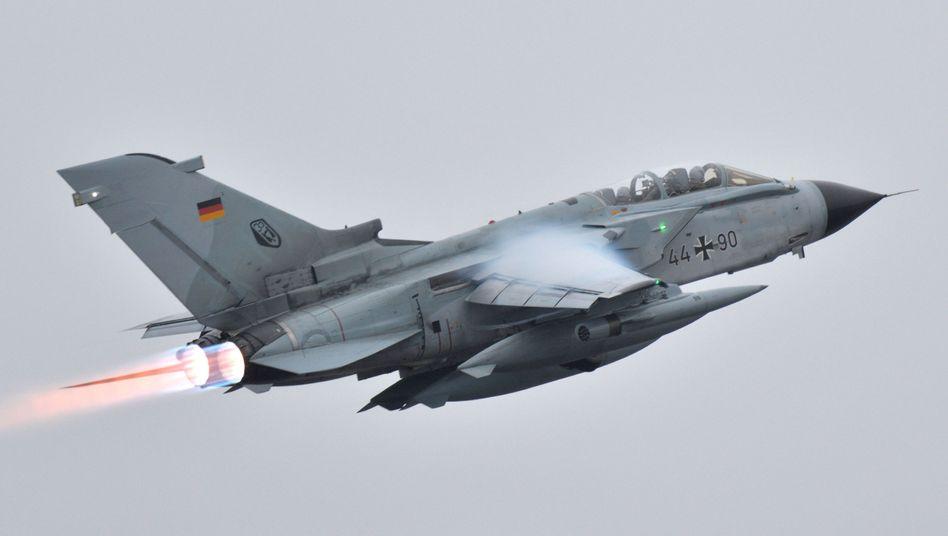 Bundeswehr-Aufklärungsflugzeug vom Typ Tornado (Archivbild)