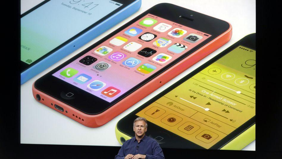 Präsentation der neuen iPhones: Der Fluch des Siegers