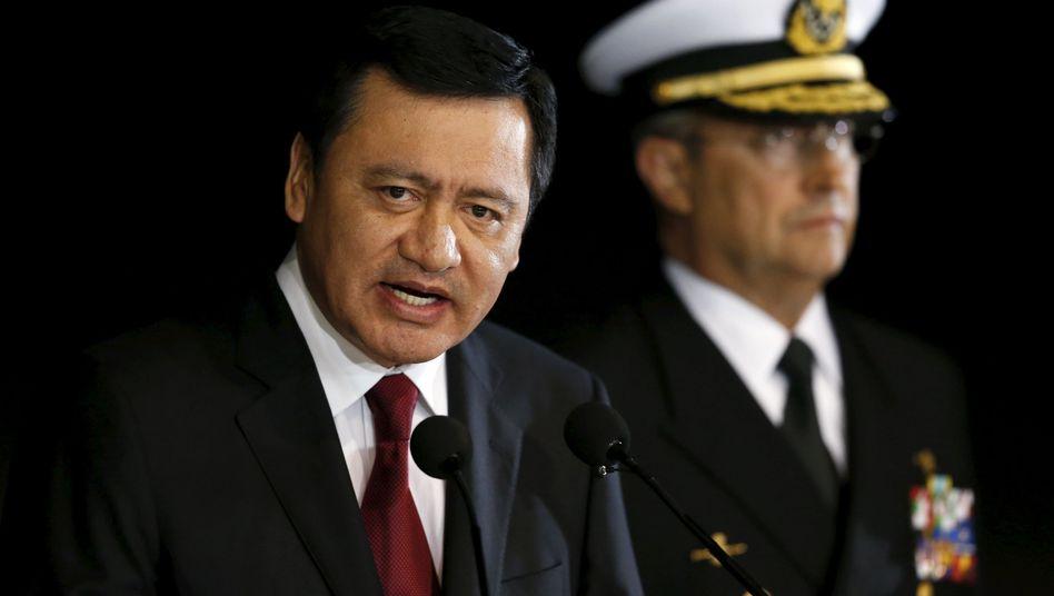 Mexikos Innenminister Chong