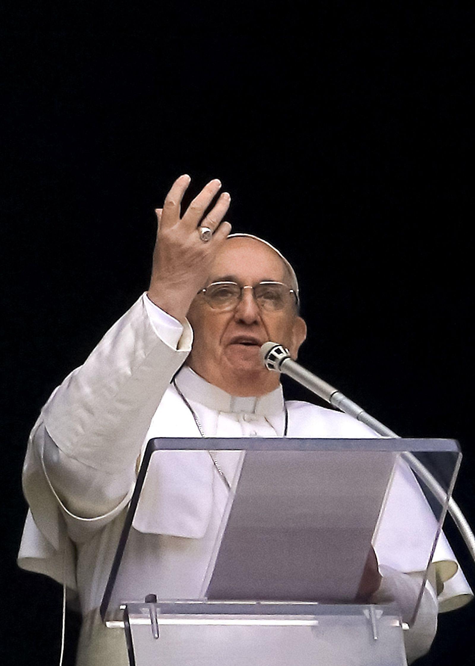 VIDEOTEASER Papst Amtseinführung