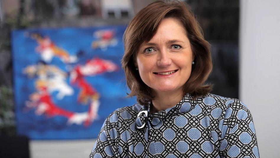 SPD-Politikerin Simone Lange